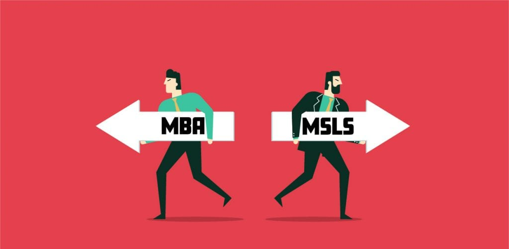 MSLS and MBA Differences